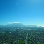 Arriving to Cape Town, Table mountain and Lion's head